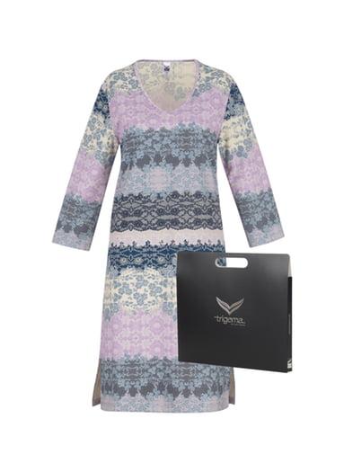 Damen Gechenk-Set Nachthemd Größe: XL Material: Farbe: cool-grey