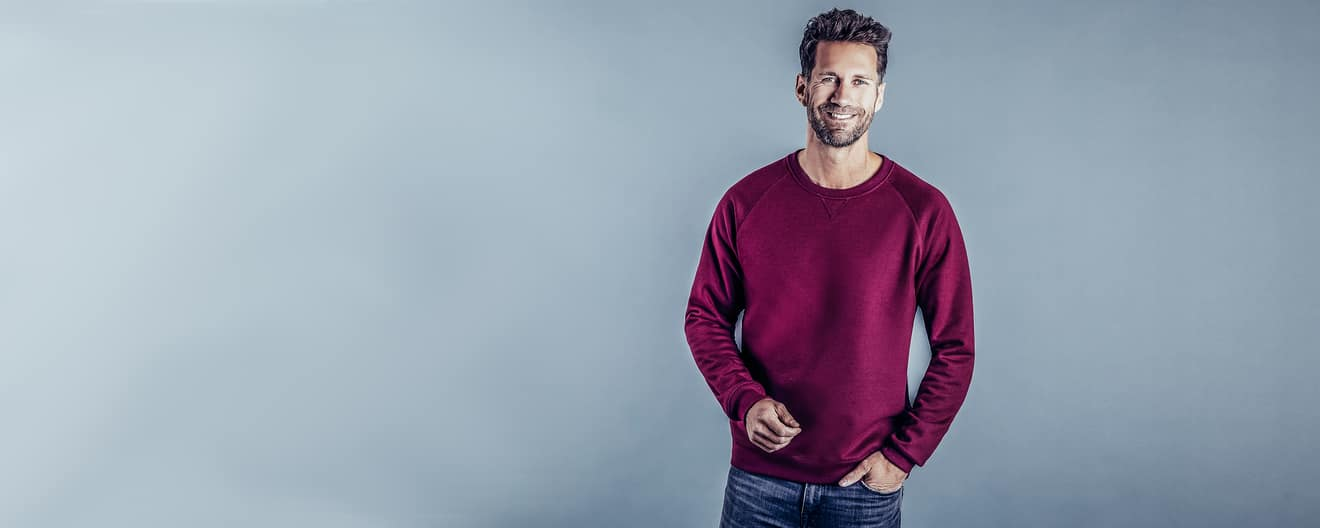 save off 0e997 1d178 Sweatshirts & Pullover für Herren online kaufen | TRIGEMA