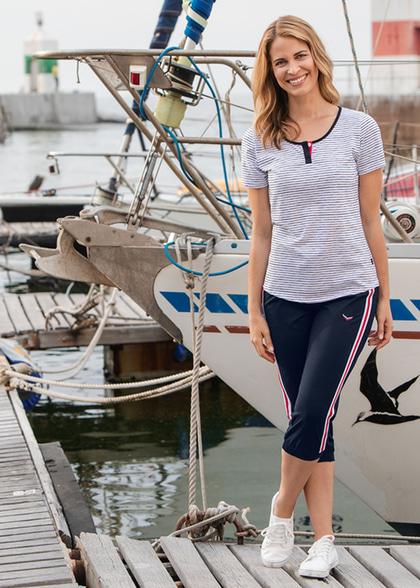watch 97f3d 9d966 Lookbook Maritim | Trigema - 100% MADE IN GERMANY
