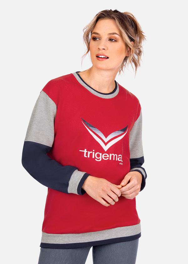 fb44b36f62e6c8 Mit diesem Sweatshirt aus 70% Baumwolle und 30% Polyester treffen Sie voll  ins Schwarze. Unser Logo auf der Brust gehört ebenso zur tollen Optik, ...