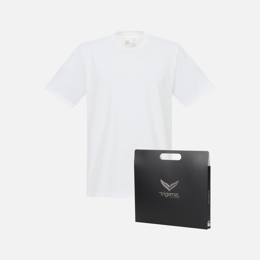 5655aebac6d92b Gift-Set T-Shirt DELUXE Cotton white