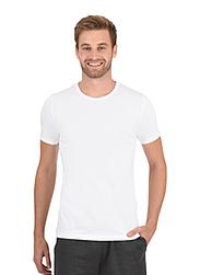Herren T-Shirt Baumwolle/Elastan