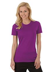 Damen Kollektion T-Shirt Baumwolle/Elastan