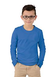 Trigema Kids Long Sleeve Shirt