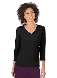 Damen Kollektion Shirt 3/4 lange Ärmel
