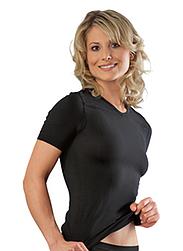 Trigema Damen Sport-Shirt Nilit-Bodyfresh