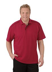 Trigema Herren Polo-Shirt 100% Biobaumwolle
