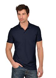 Trigema Herren Polo-Shirt elast. Piqué