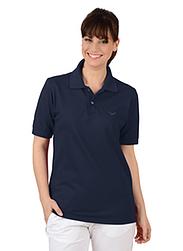 Trigema Damen Polo-Shirt DELUXE Piqué
