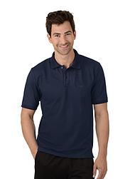 Trigema Herren Polo-Shirt DELUXE Piqué