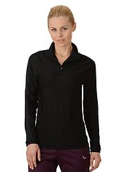 Trigema Damen Langarm Sport-Shirt