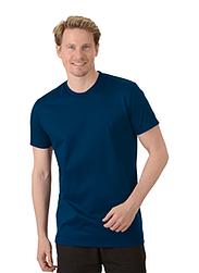 Trigema Men T-Shirt - Slim-Fit