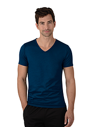 Trigema Herren V-Shirt - Slim Fit