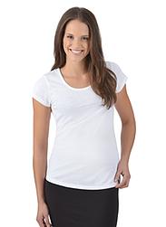 Trigema Damen T-Shirt 100% Baumwolle