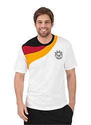 Herren T-Shirt Deutschland Farben