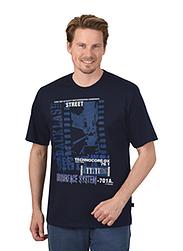 Trigema Herren T-Shirt Attitude