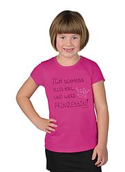 Trigema Kinder T-Shirt Krönchen