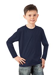 Trigema Kids Shirt 100% Cotton
