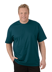 Trigema Herren T-Shirt DELUXE Baumwolle