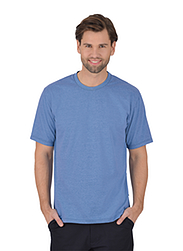 Trigema Men T-Shirt DELUXE Cotton