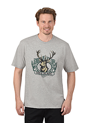 Trigema Men T-Shirt Deer