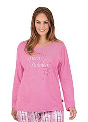 Trigema Damen Langarm-Shirt Sternstunden