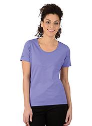Trigema Damen T-Shirt 100% Biobaumwolle Lilie-C2C