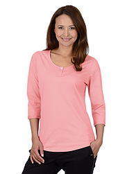 Damen Kollektion Shirt 100% Biobaumwolle