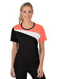 Trigema Damen Sport-Shirt COOLMAX
