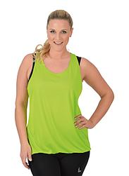 Trigema Women Long Shirt COOLMAX