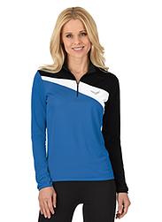 Trigema Damen COOLMAX Sport-Shirt