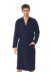 Trigema Men Bathrobe/Dressing Gown