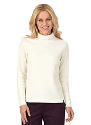 Trigema Damen Fleece Rollkragen-Shirt