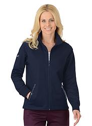 Trigema Damen Jacke Sweat-Qualität
