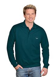 Trigema Herren Polo-Shirt Sweat-Qualität