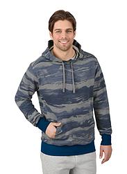 Trigema Herren Kapuzensweater