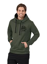 Trigema Herren Kapuzen-Sweatshirt