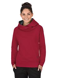 Trigema Damen Kapuzen-Sweatshirt