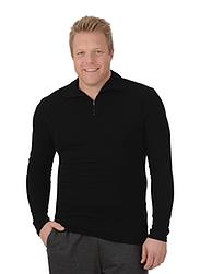 Trigema Men Thermal Long Sleeve Top
