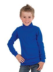 Trigema Kids Long Sleeve Polo Neck