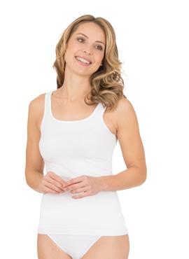hot sale online 8803d 55242 Unterwäsche für Damen: Unterhemden & -hosen | TRIGEMA