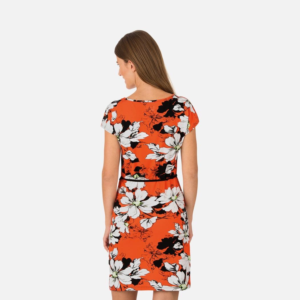 Blumenmuster GrenadineL Kleid Mit Trigema Mit Kleid Trigema Kleid Blumenmuster Mit Blumenmuster GrenadineL GrenadineL kXPOZwuTi