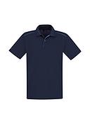 Trigema Herren Polo-Shirt 100% Biobaumwolle Navy-C2C