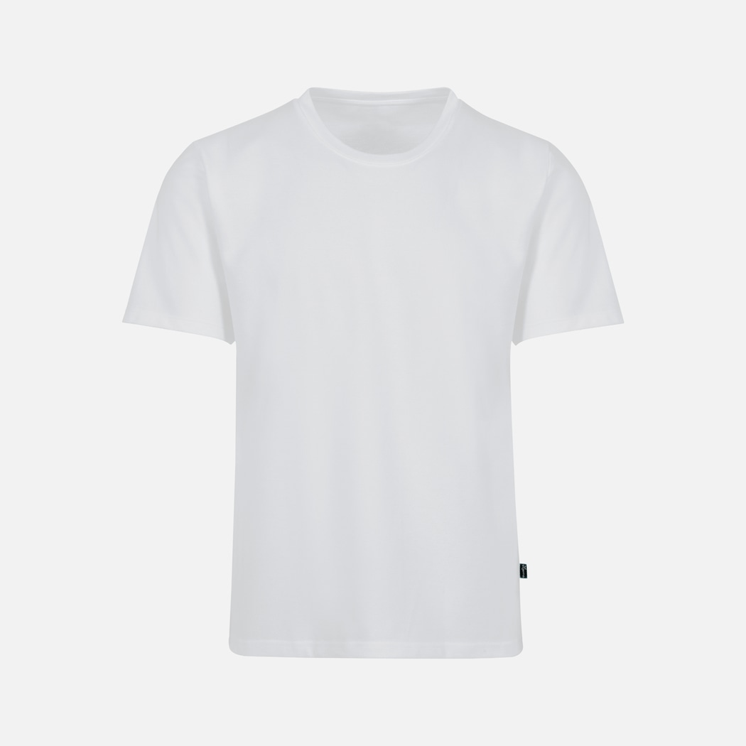 89773205d9dea T-Shirt in Piqué-Qualität weiss | L | TRIGEMA