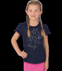 Trigema Kinder T-Shirt Pferd