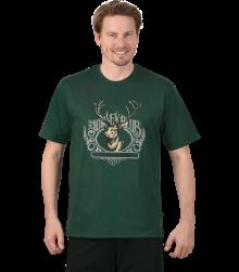 Trigema Herren T-Shirt Hirsch